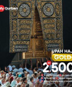 MyQurban Upah Haji Gold