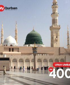 MyQurban Upah Umrah